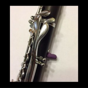 clarinet thumb rest